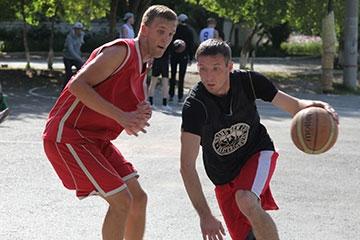 Чемпионат Шадринска по уличному баскетболу - 2017